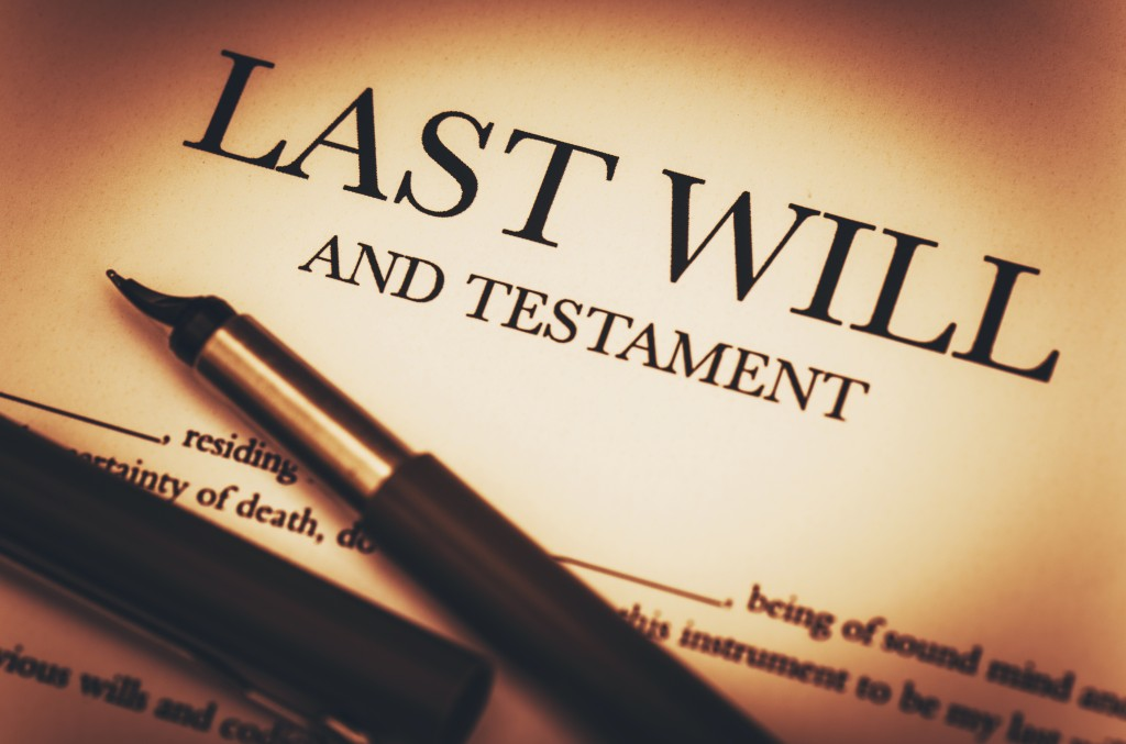 Make a will, and use a solicitor. Not expensive.